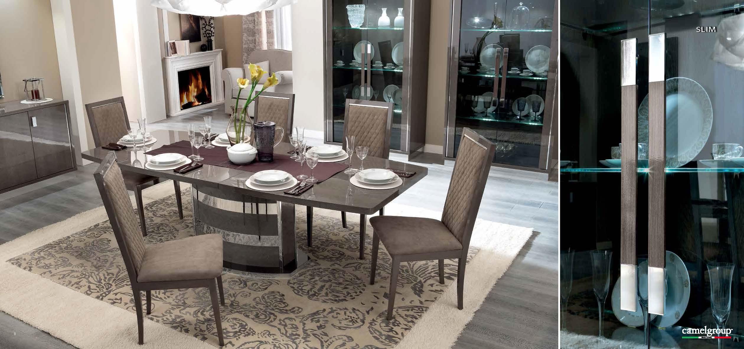Formal modern dining room sets