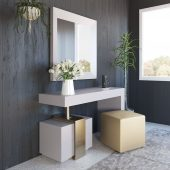 Brands Franco Furniture New BELLA Vanity Chest