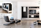 Brands Franco Serik Wall Unit Collection, Spain SERIK 20